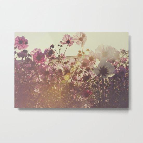 October Blooming 02 Metal Print