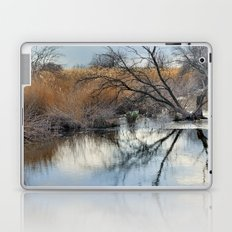 Reflections in the lake Laptop & iPad Skin