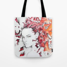 The Fires Found A Home In Me Tote Bag