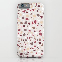 Terrazzo AFE_T2019_S2_1 iPhone Case