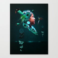 The Dream Inside Canvas Print