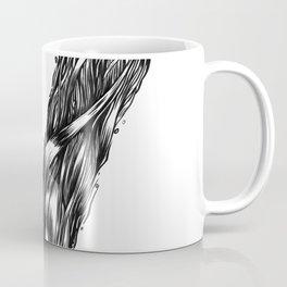 The Illustrated V Coffee Mug