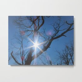 Marrow Sunrise Metal Print