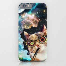 High Cat iPhone Case