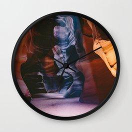 Slot Canyon Wall Clock