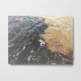 River Amazon, Brazil Metal Print