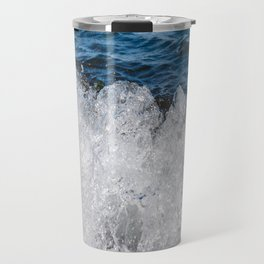 Bohol Sea Wave Travel Mug
