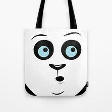 Whoa Panda Tote Bag