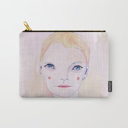 Mia Farrow Carry-All Pouch
