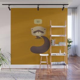 Little Furry Friends - Ferret Wall Mural