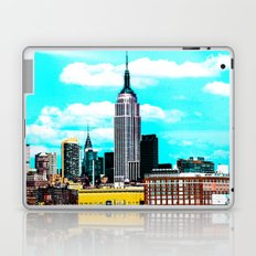 NY Empire Laptop & iPad Skin