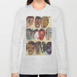 Folks Aware Long Sleeve T-shirt