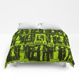 Egyptian serigraphy Comforters