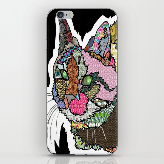 Mi Otra Gato Muerto iPhone & iPod Skin
