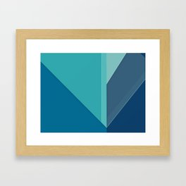 Consider Your Mortality Framed Art Print