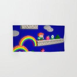 Inside Rainbow Islands Hand & Bath Towel