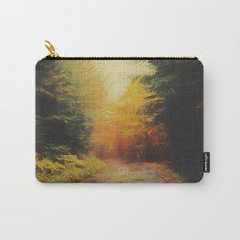 Grove in autumn Carry-All Pouch