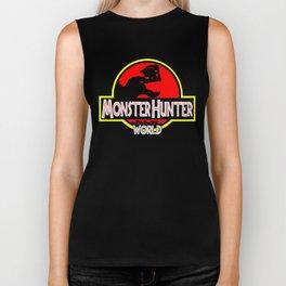 Monster Hunter 'World' Biker Tank
