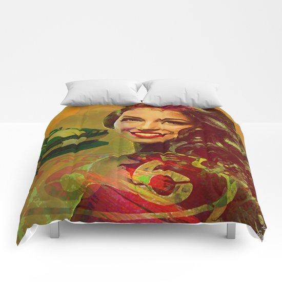 hitch-hiker Comforters