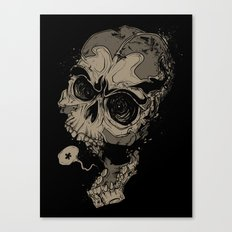 Knocked Speechless Canvas Print