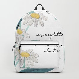 Three Little Birds (Parts 1 and 2) Backpack