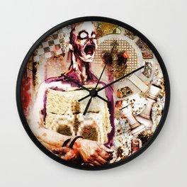 El Rey Demente Wall Clock