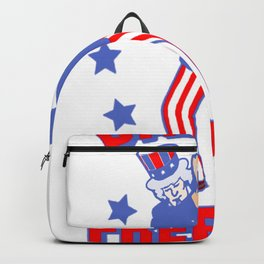 DAB FOR FREEDOM TANK TOP Backpack
