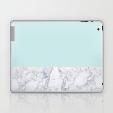 Mint & Marble Laptop & iPad Skin