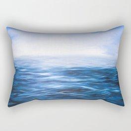 @ Sea Rectangular Pillow