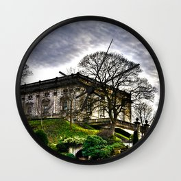 Nottingham Castle Wall Clock