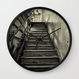 Alcatraz Wall Clock