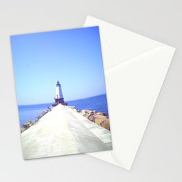 Scenic Lighthouse Stationery Cards