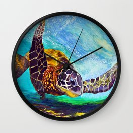 For the love of Michael Angelo Wall Clock