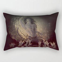 Rise of the Voiceless  Rectangular Pillow