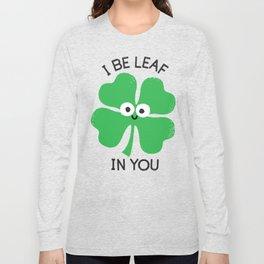 Cloverwhelming Support Long Sleeve T-shirt