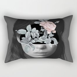 Mystical nature's portrait I Rectangular Pillow