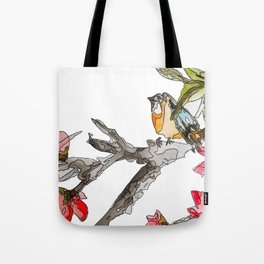 Birds of a Feather 2 Tote Bag