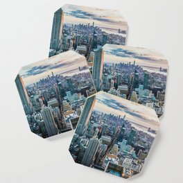 New York City (Color) Coaster