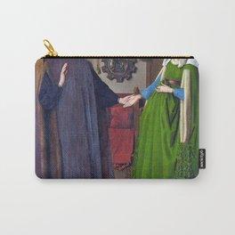Arnolfini Portrait Carry-All Pouch