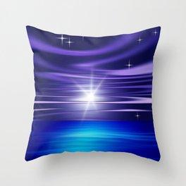 Mein schöner Himmel. Throw Pillow
