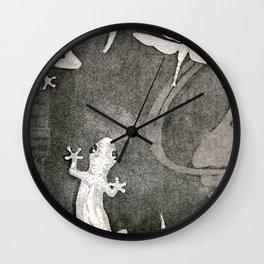 Lost City 2 Wall Clock