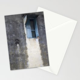 Lonely Window.  Stationery Cards