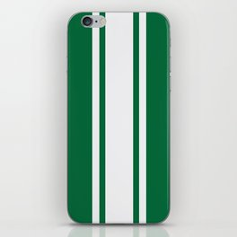 Green Racer iPhone Skin