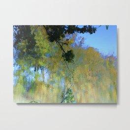 Reflections - Impressions 2 Metal Print