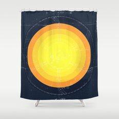 Solaris Shower Curtain