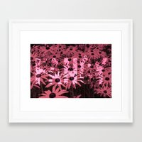 fancy Framed Art Prints featuring Fancy by Paxton Keating
