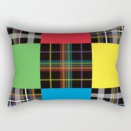 Degueulasserie | Digital Art Rectangular Pillow