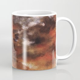 Windmill and the Sunset Sky Coffee Mug