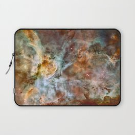 Carina Nebula, Star Birth in the Extreme - High Quality Image Laptop Sleeve