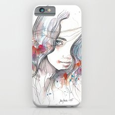 Spring 2015, watercolor Slim Case iPhone 6
